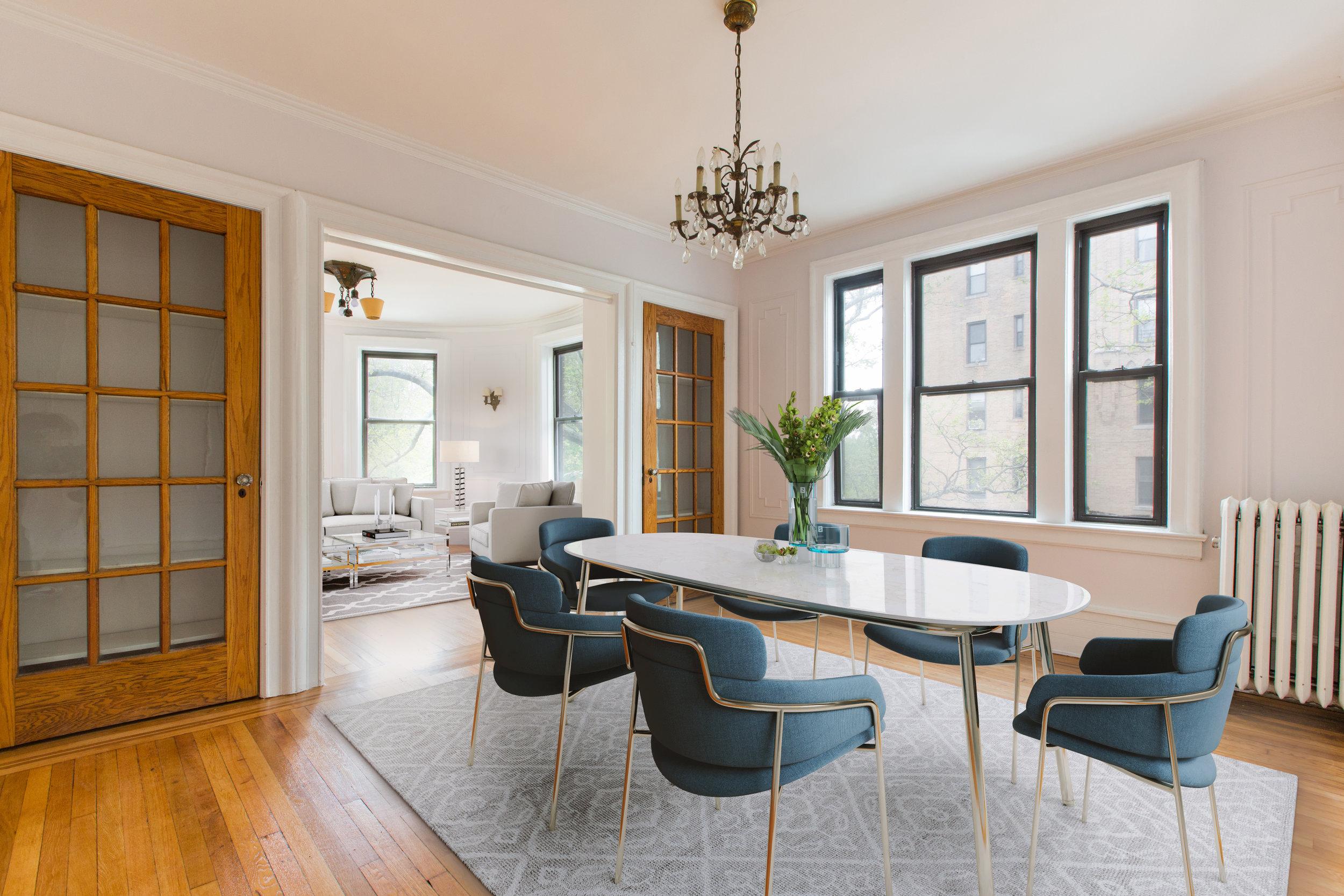 310 WINDSOR PLACE, #28 - $1,275,000 - Windsor Terrace