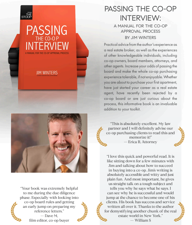 Download my book for free! - Everything you need to know to pass the co-op interview.
