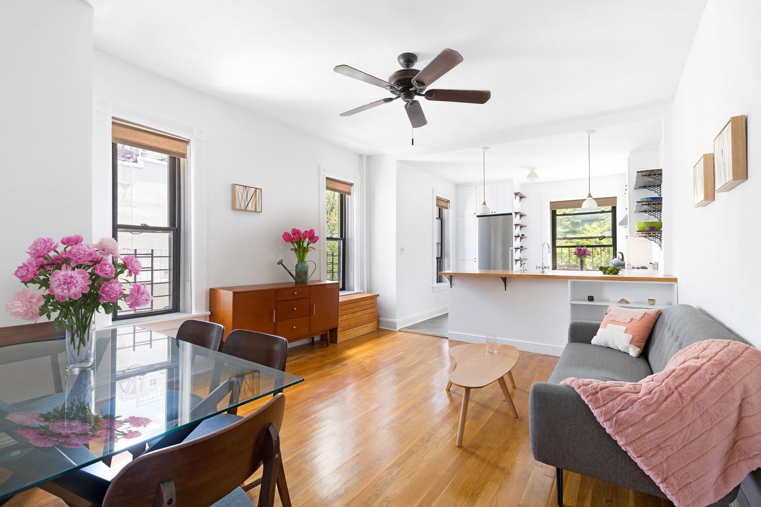 428 Prospect place, 3L - $850,000 - Prospect Heights