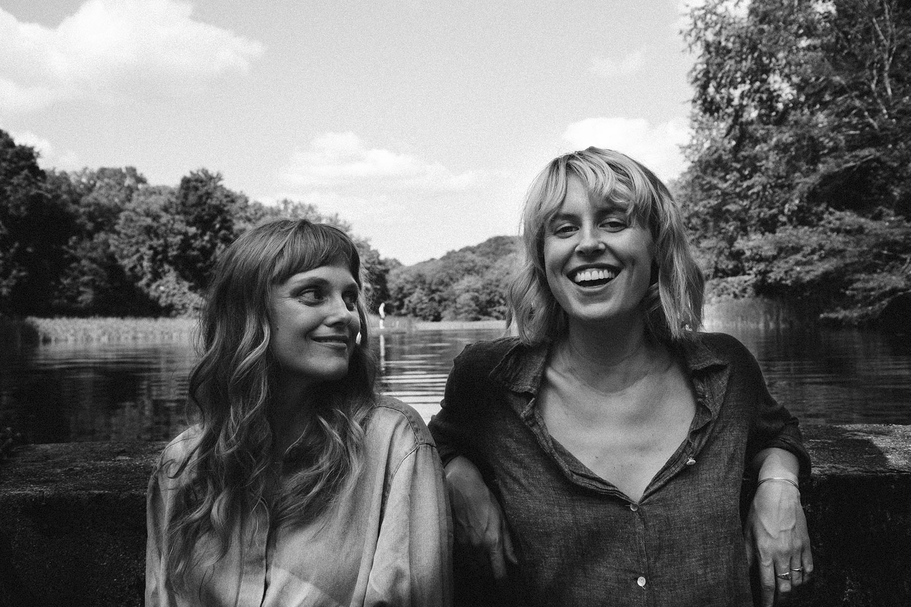 """The sisters """"create powerful harmonies that simultaneously awe with their beauty and recollect memories probably better left untouched."""""""