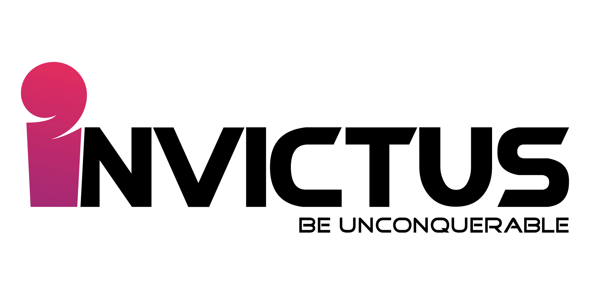INVICTUS (Black - Transparent Background).png