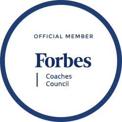 Official Member of The Forbes Coaches Council