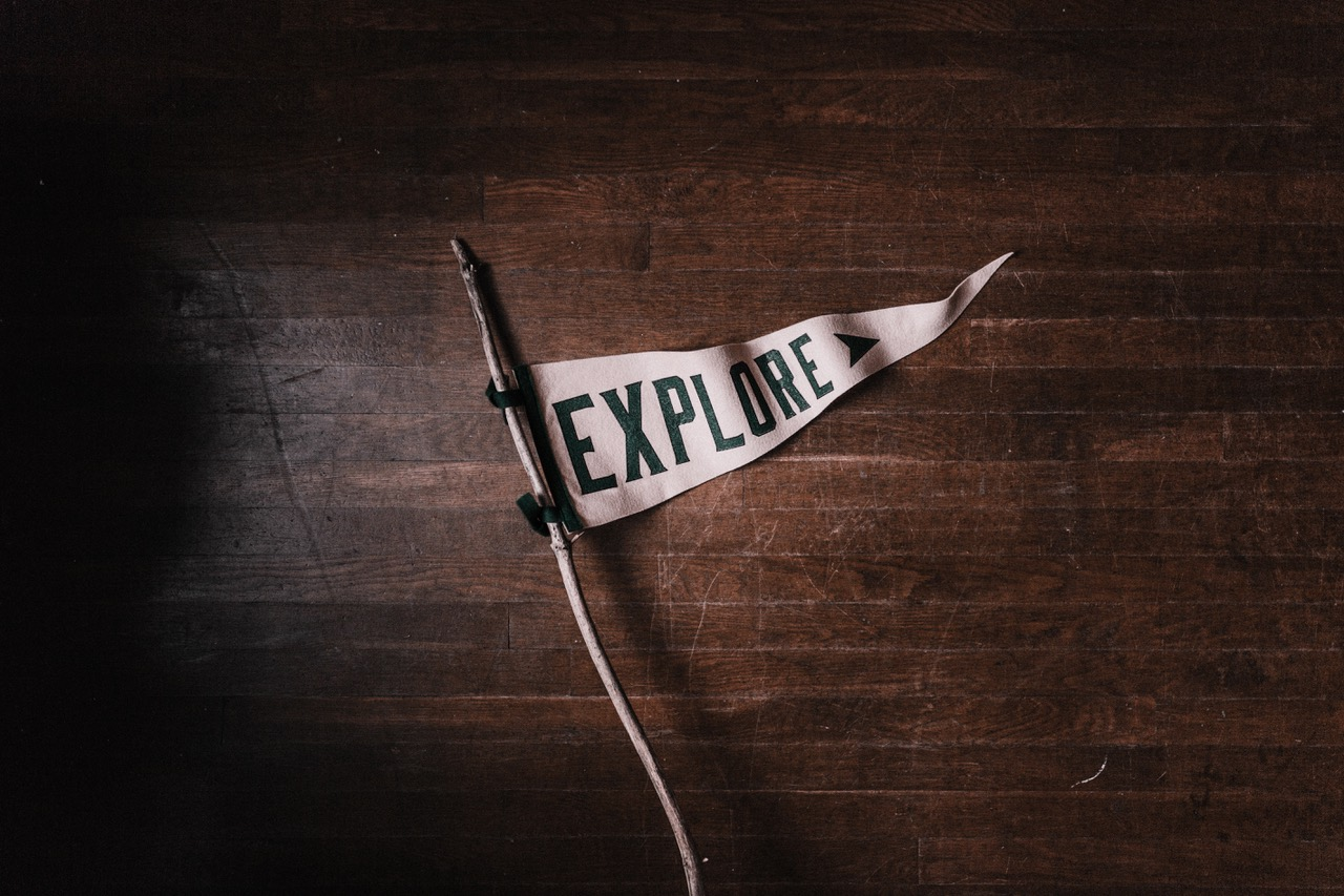 Explore flag to reflect on yourself and your team