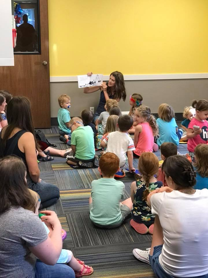 Seedlings Storytime