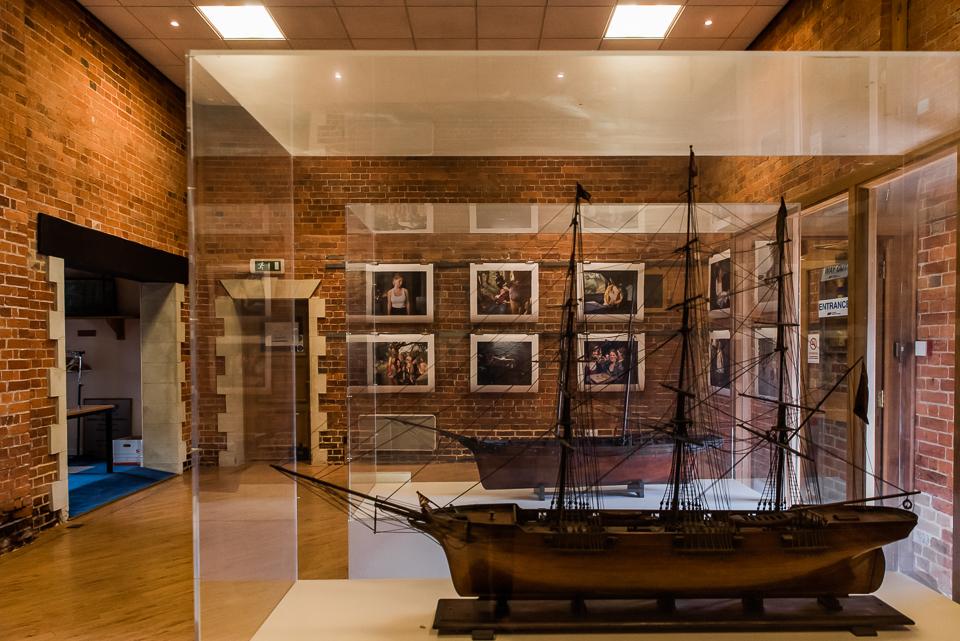 Old custom house Photoeast photography exhibition 2018