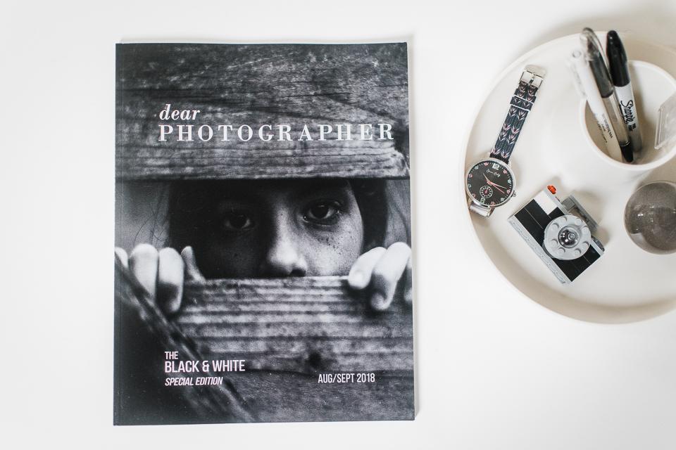 Dear Photographer Magazine Black + White issue