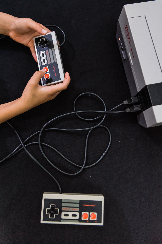 Nintendo controls