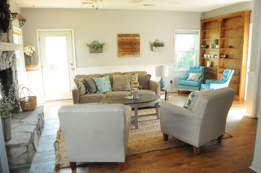 hull living room Cornforth White Haymount Homes
