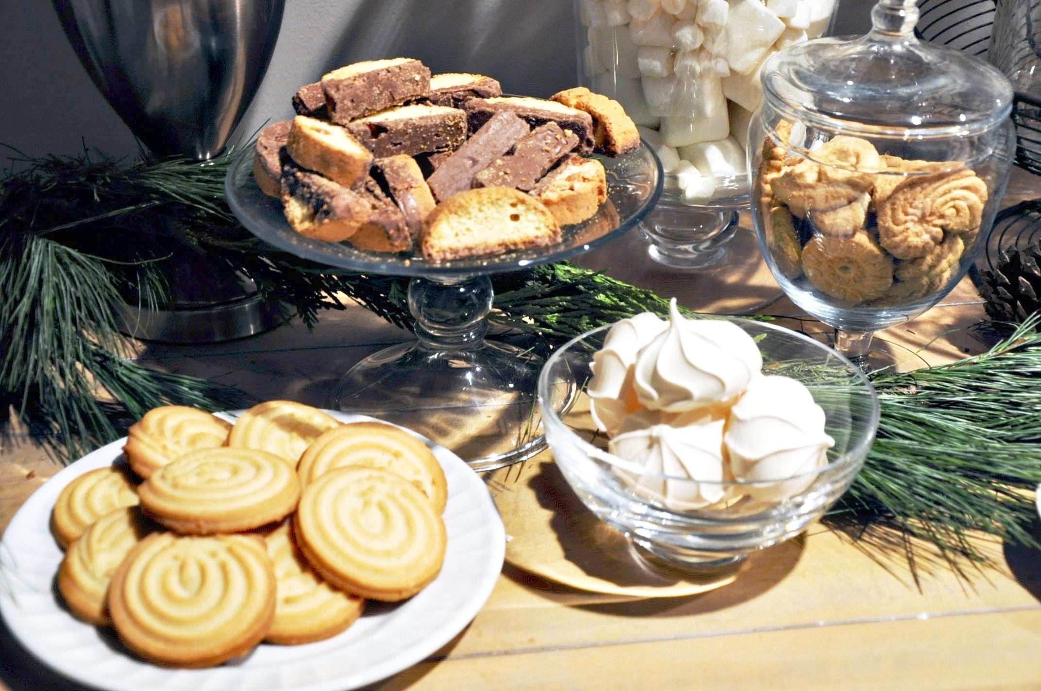 Haymount Homes Hot Cocoa Bar Treats
