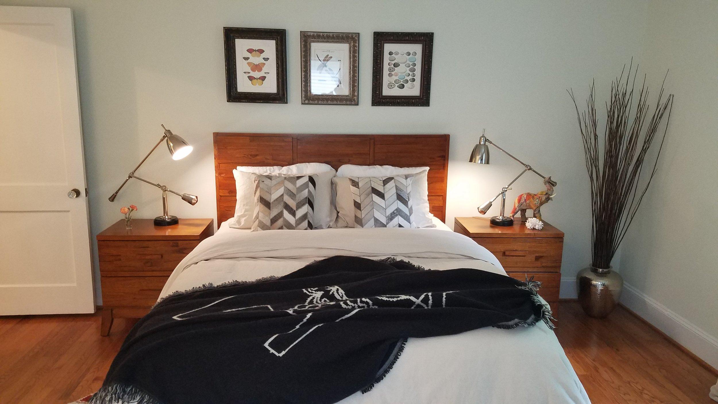 Haymount Homes Westmont Bedroom 1 d
