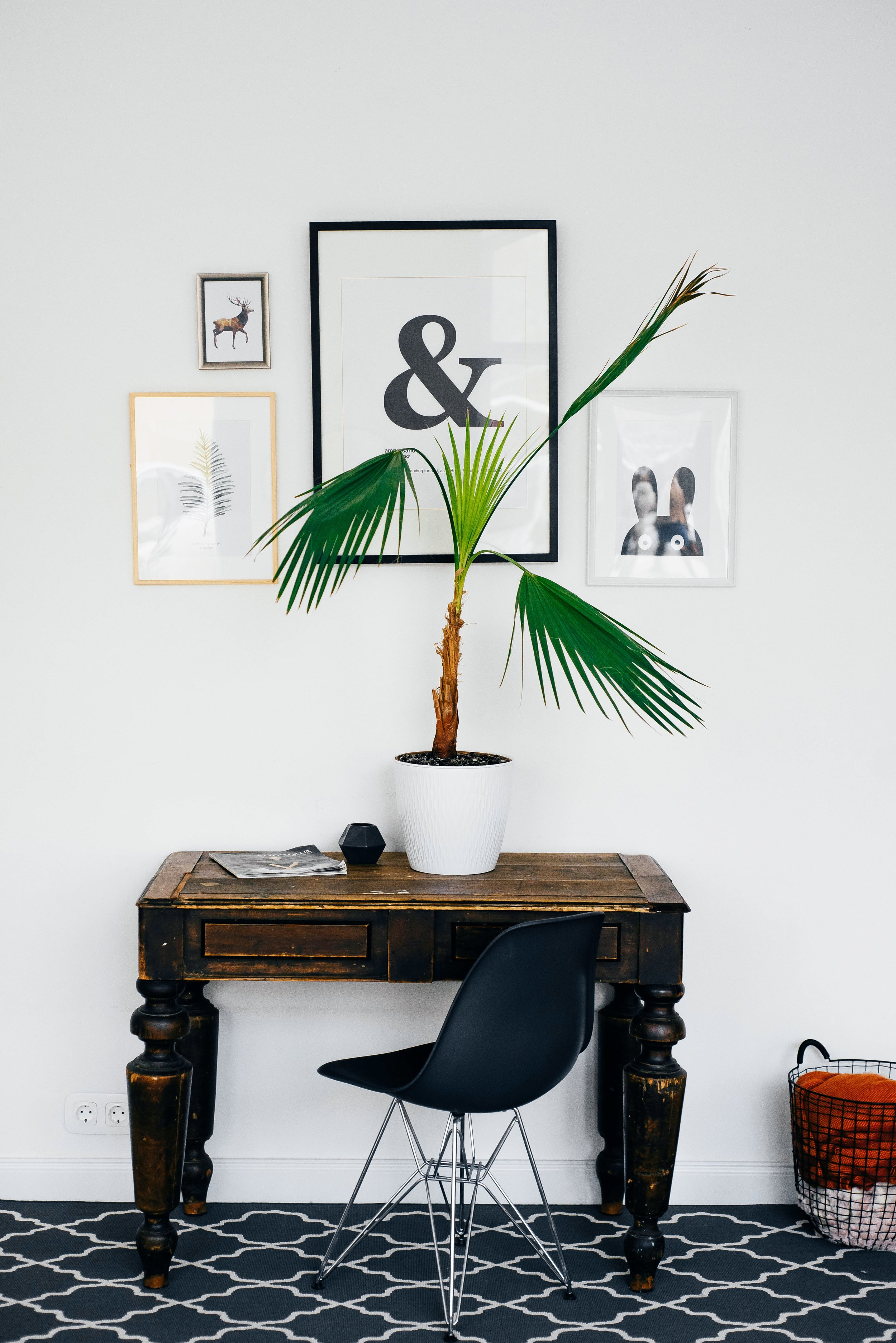 Haymount Homes LLC Desk wood decor insurance