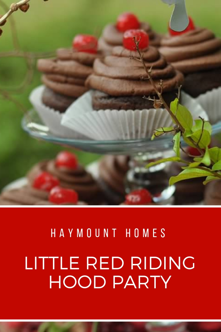 Haymount Homes Little Red Riding Hood Birthday Party
