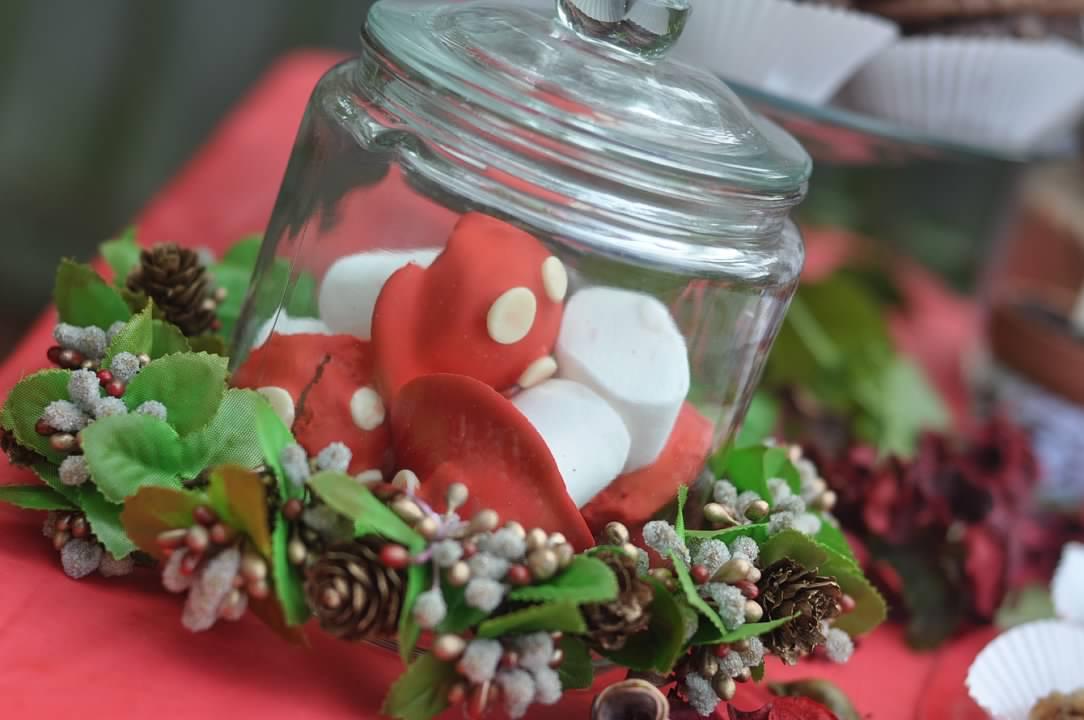 Haymount Homes Little Red Riding Hood Party Food Mushroom treat.jpg