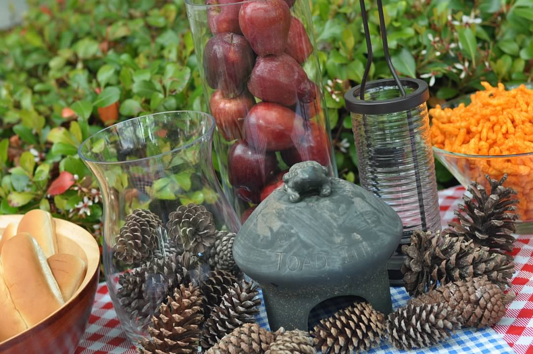Haymount Homes Little Red Riding Hood Party Table Decor 1.jpg