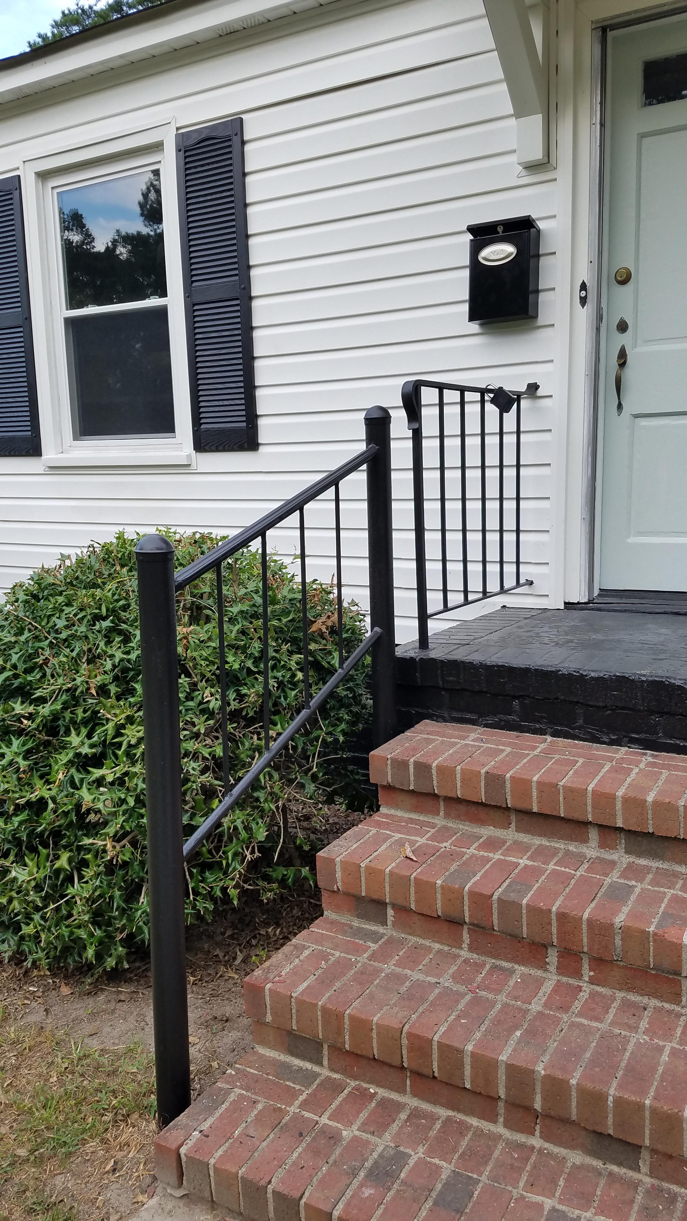 Haymount Homes Glenville House steps.jpg