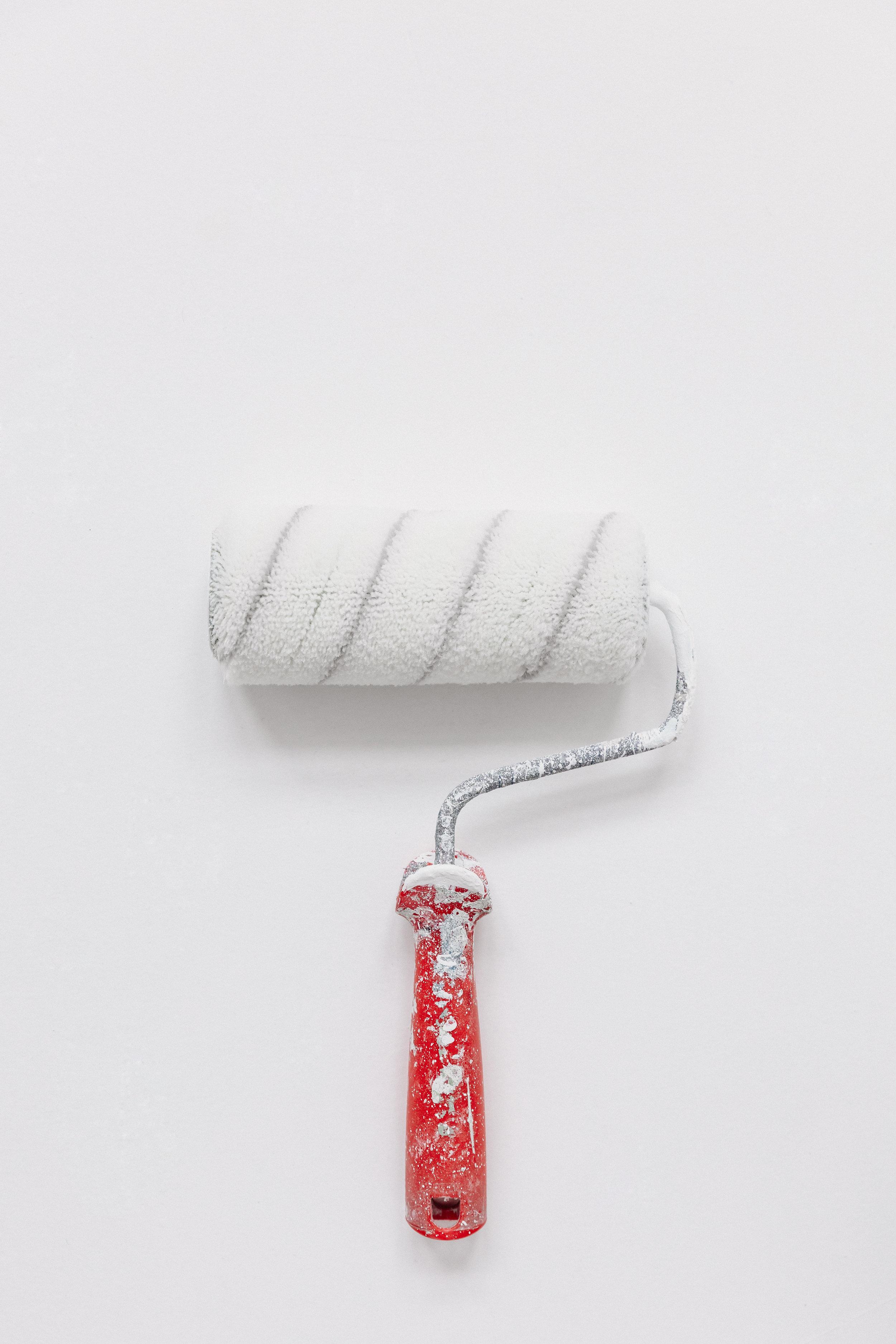 Haymount Homes White Paint B2 brush
