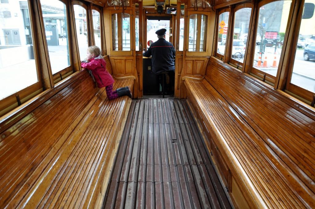 Tram Ride, Christchurch
