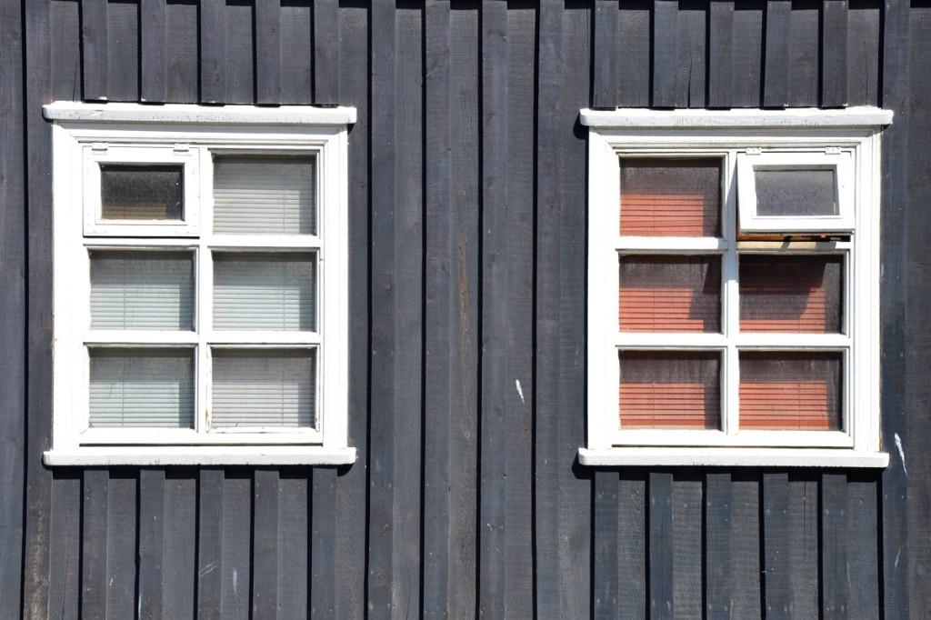 House on Hverfisgata, Reykjavik