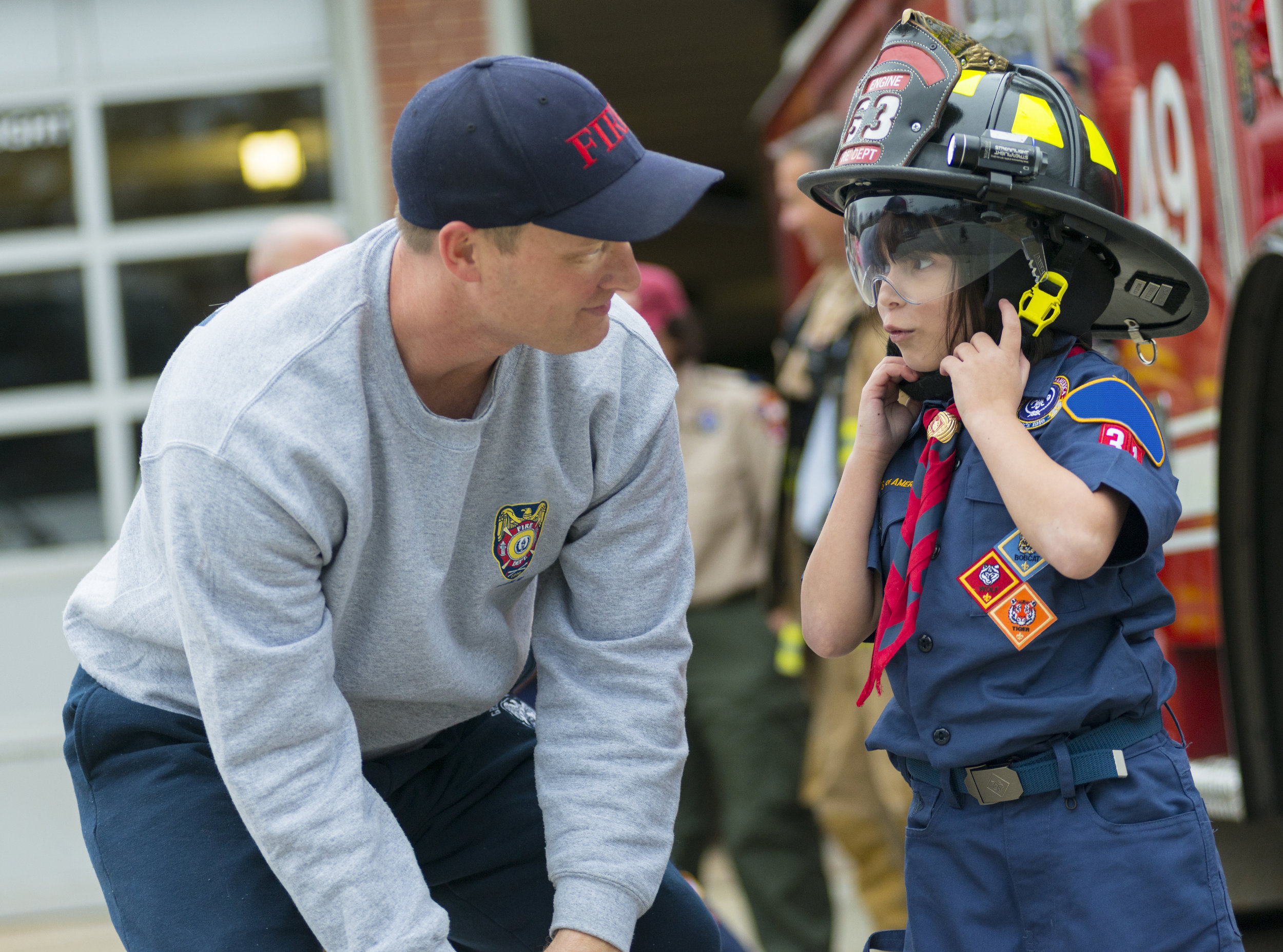 Everyone is Invited to Join Cub Scouts - Providing Programs for the Whole Family