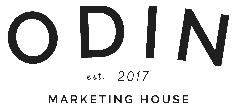 Odin Marketing House Primary Logo