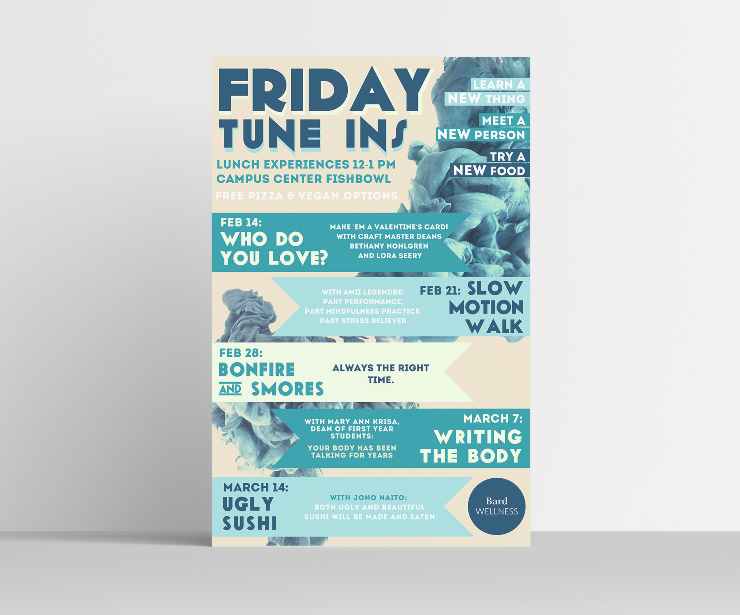 Friday Tune In Events