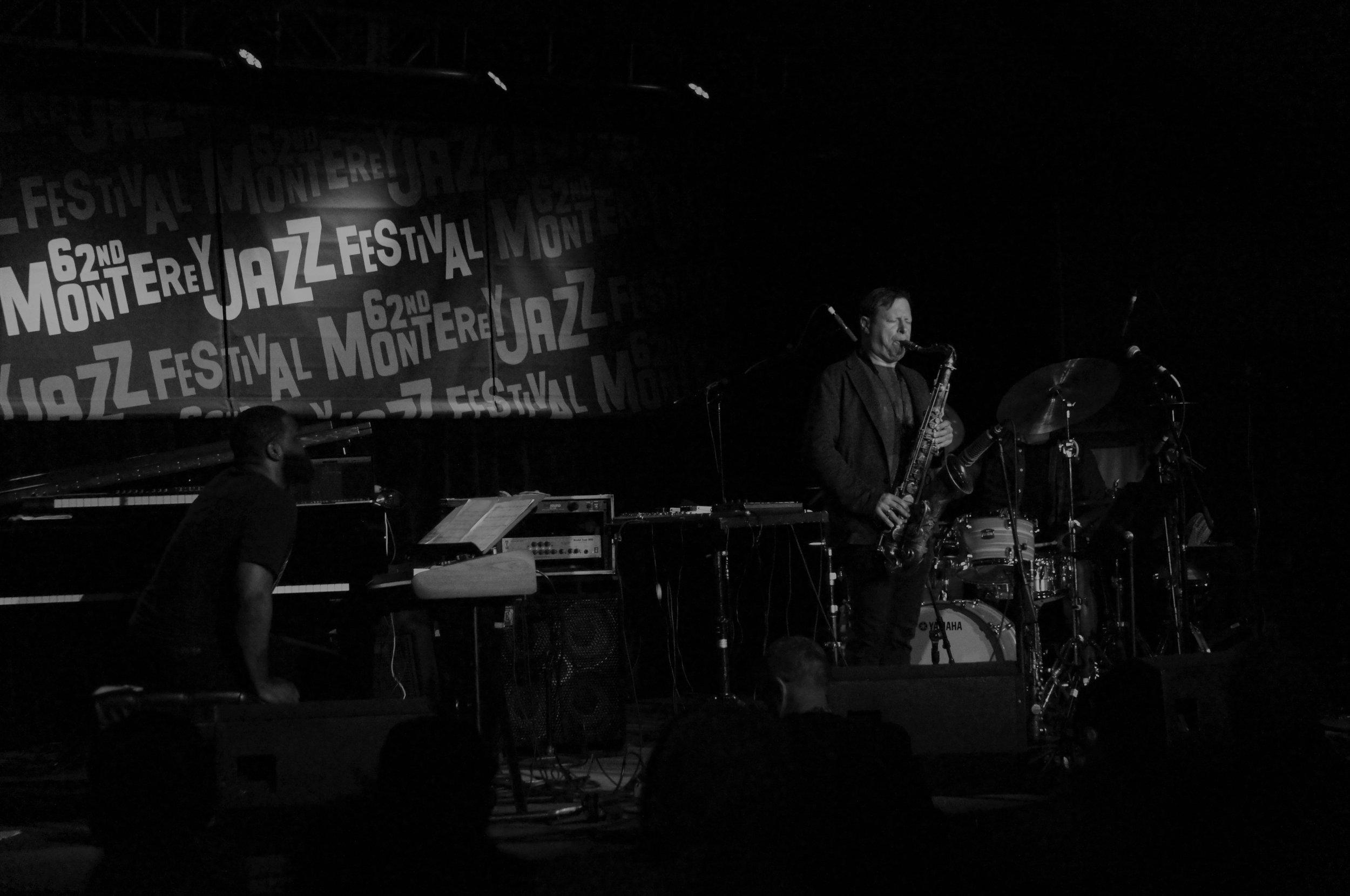 The Chris Potter Circuits Trio