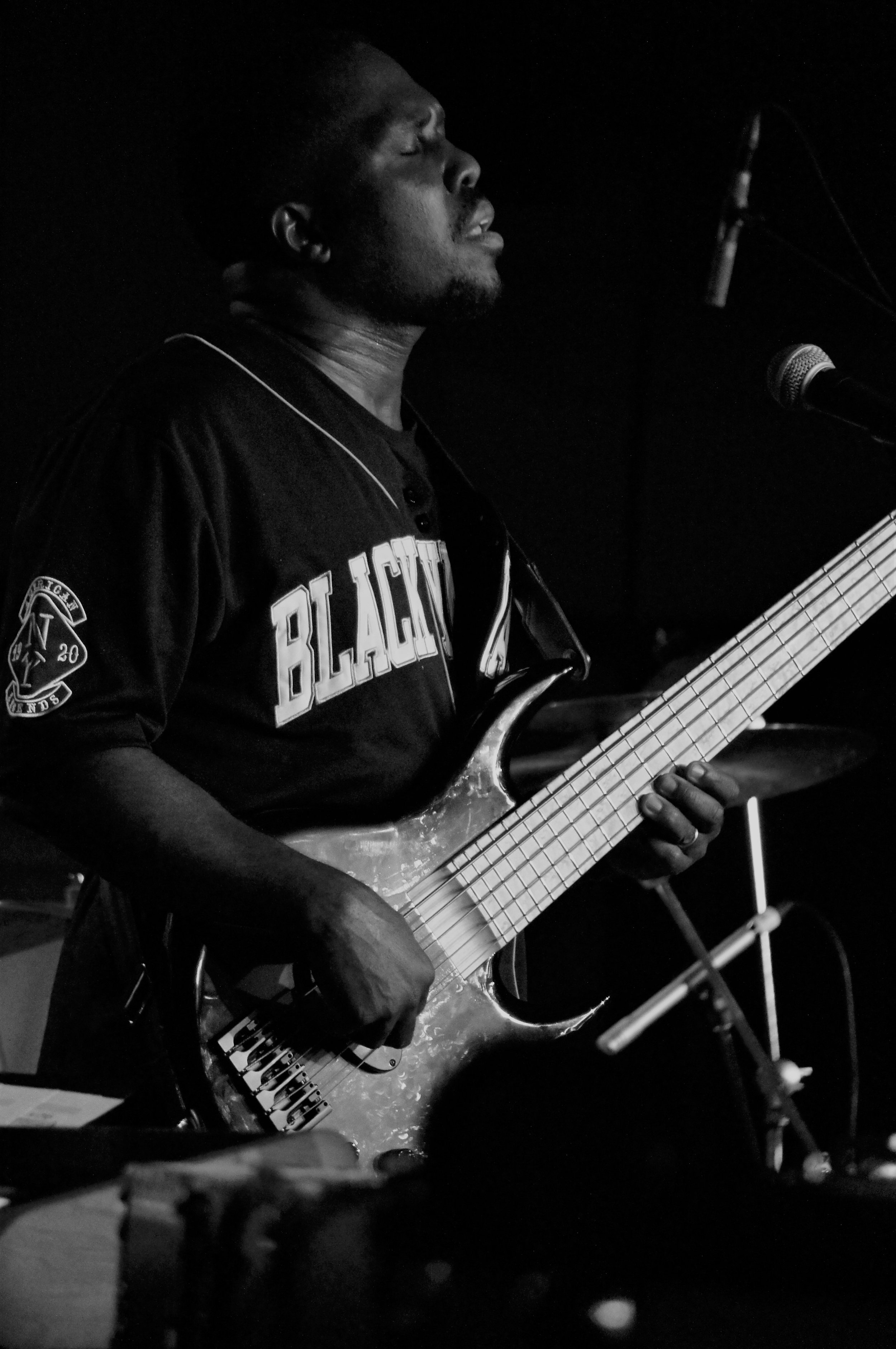 Bassist and 62nd Annual Monterey Jazz Festival Artist in Residence Derrick Hodge
