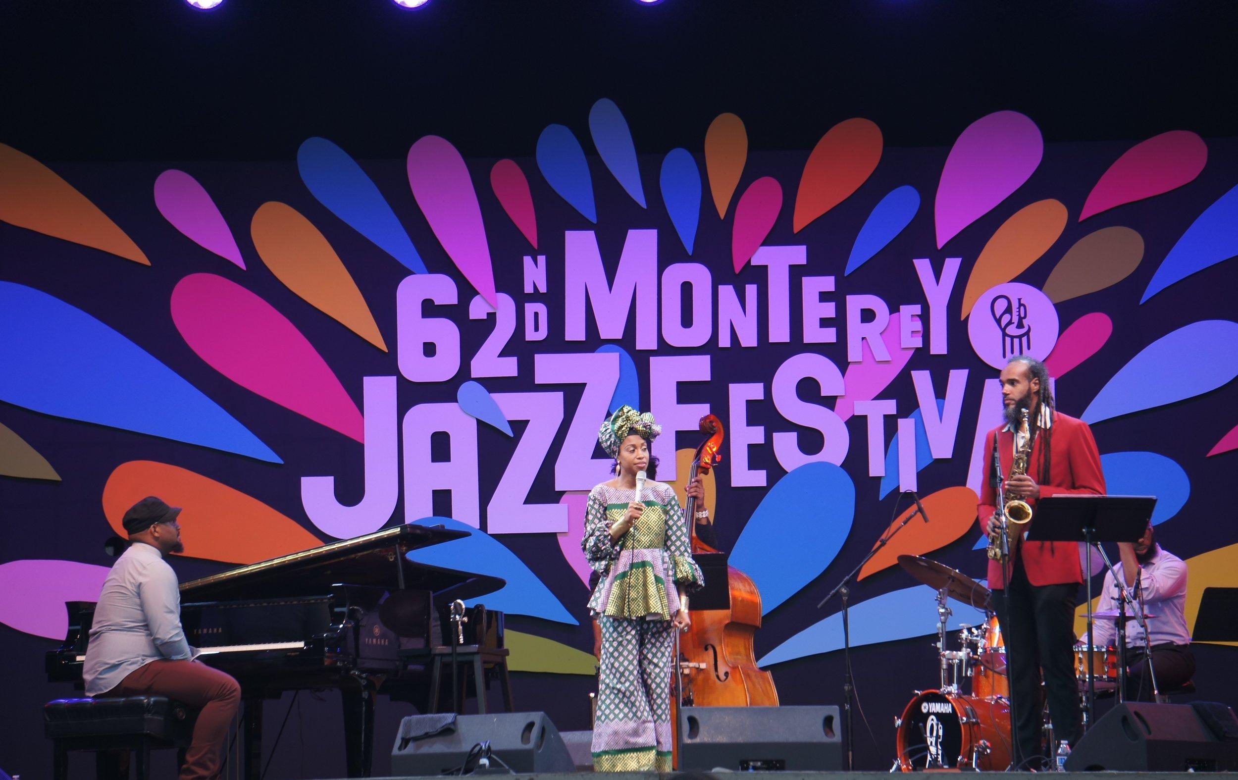 vocalist Jazzmeia Horn