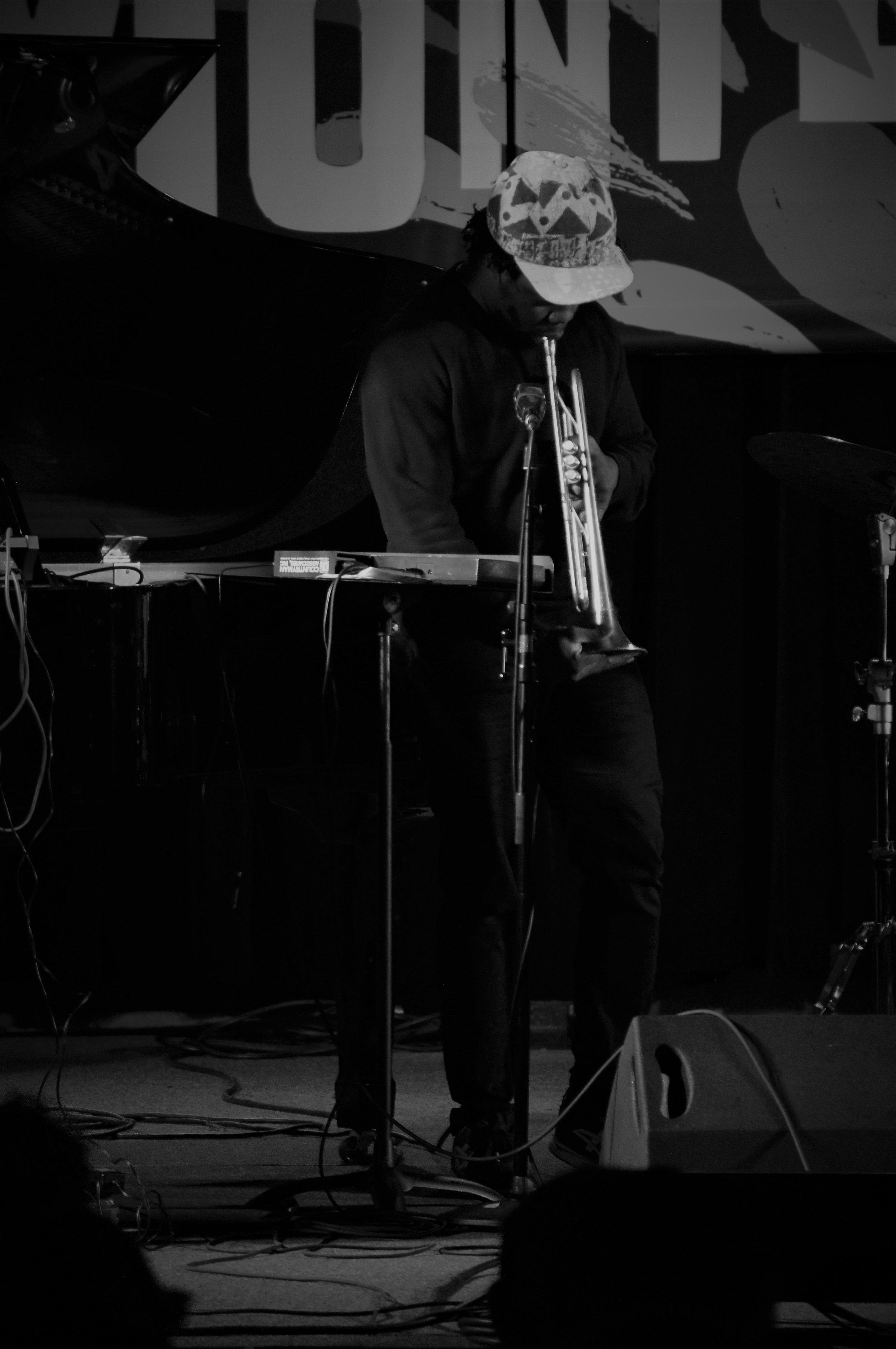 Trumpeter Ambrose Akinmusire