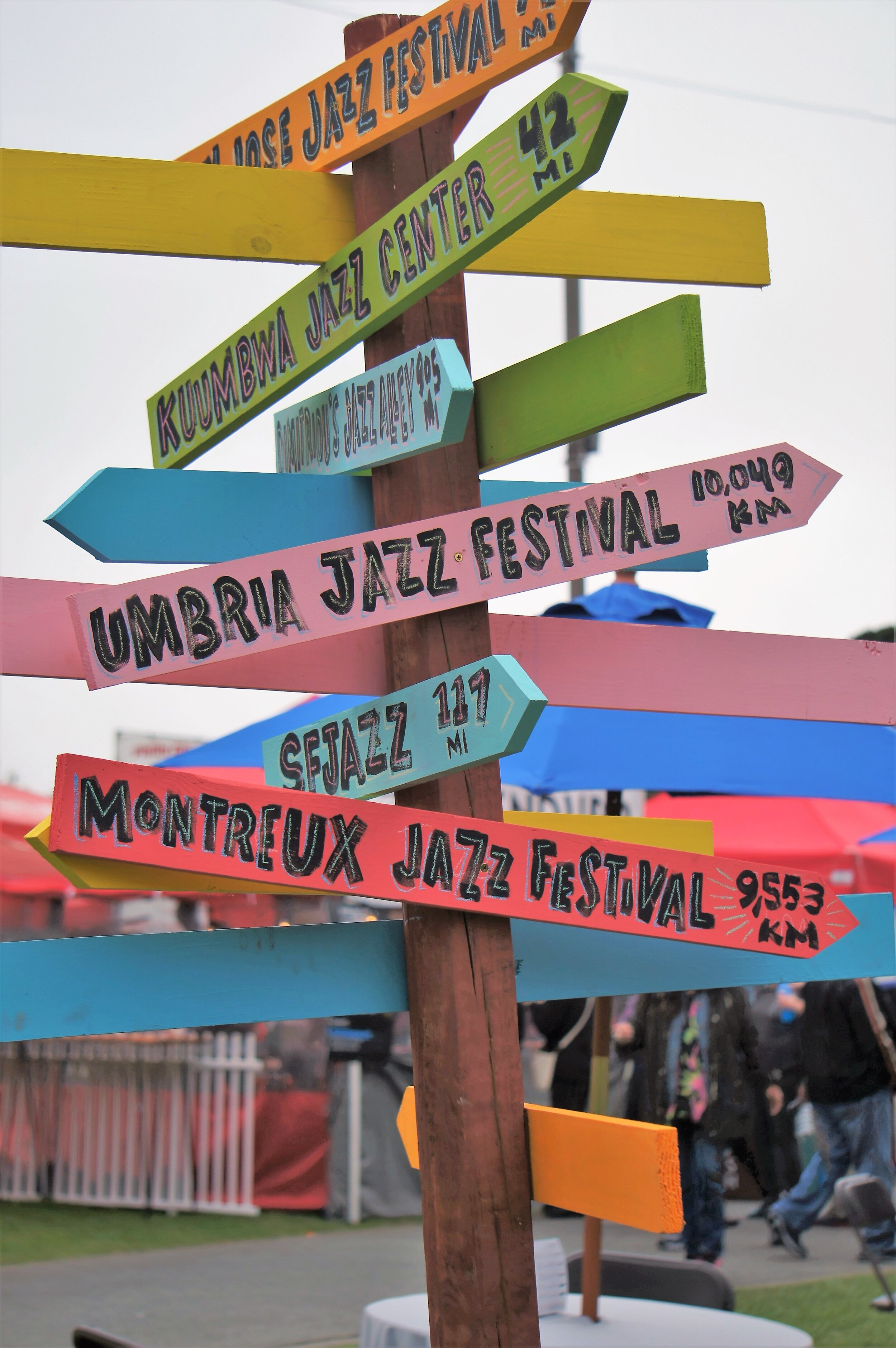 62nd Annual Monterey Jazz Festival