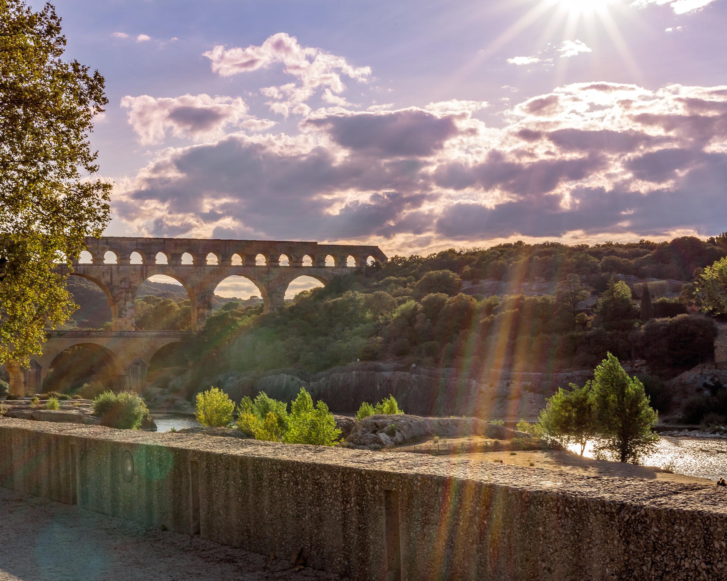 Magical Pont Du Guard!