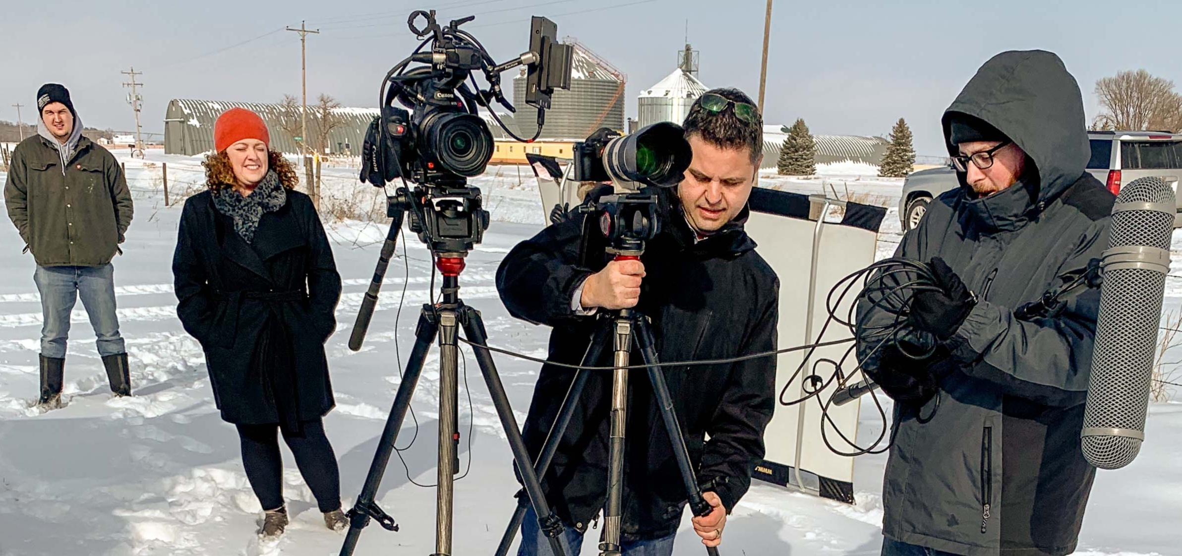 Video Production Crew in Nebraska