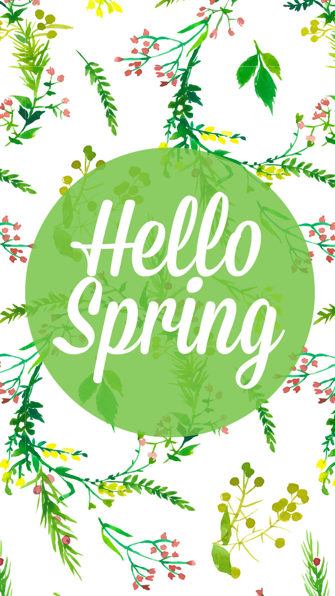 Spring* -       *We love you!