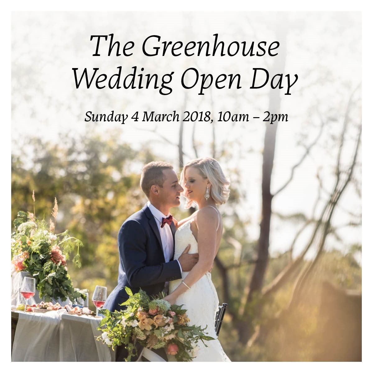 Open Day March 2018