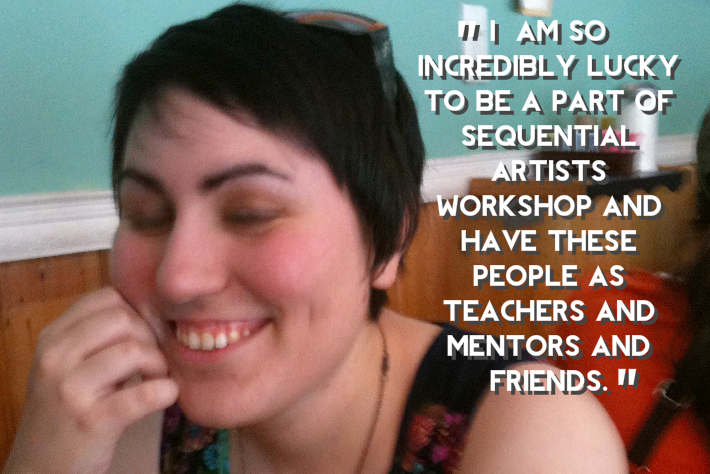 Sally Cantirino Quote