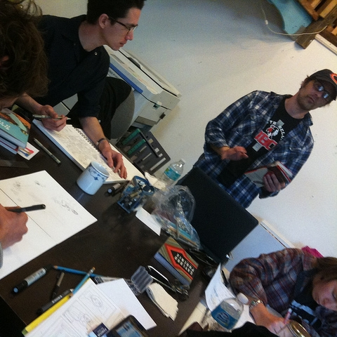 Jumpstart your project at a Week-Long Workshops -