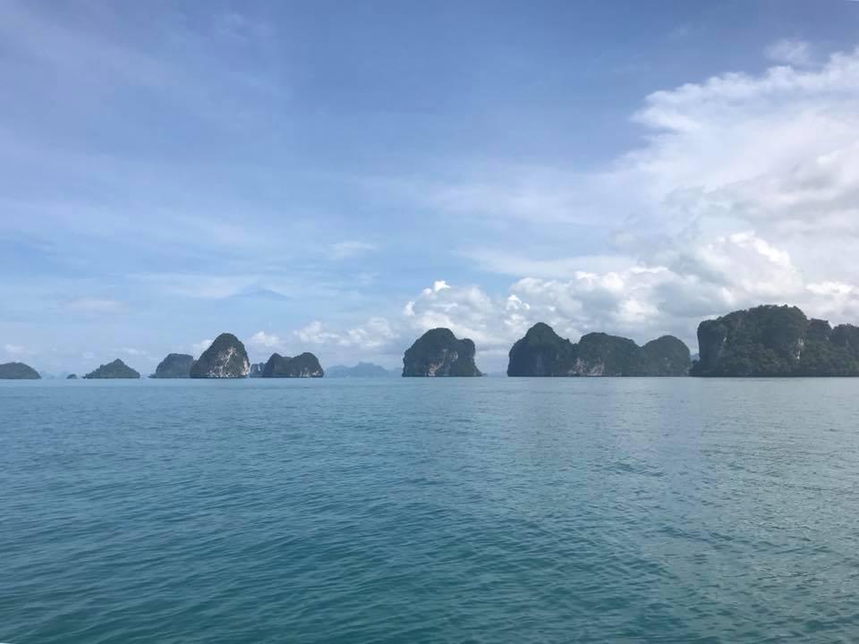 Photos never really do justice for true beauty. (Krabi, Thailand)