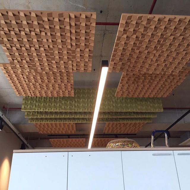 Organic Blocks - Chock Natural + Olive - Ceiling Sound baffle.jpg