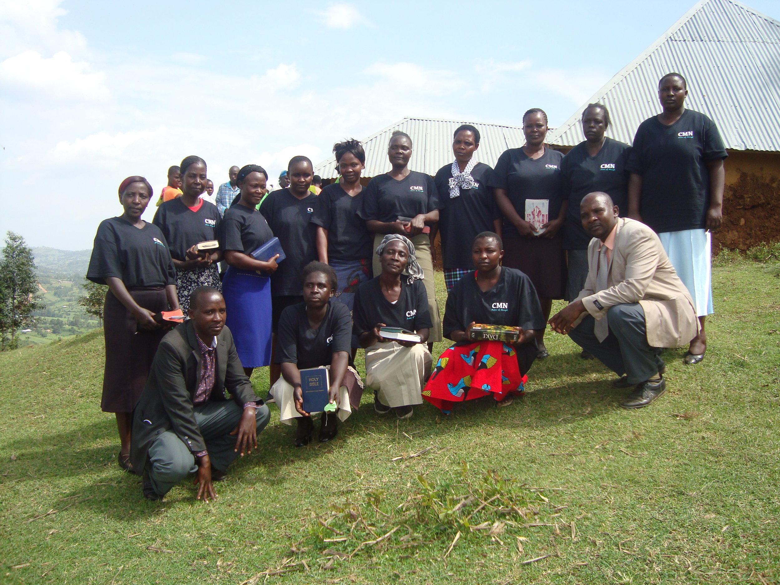 Graduation Kisii Kenya - Women.JPG