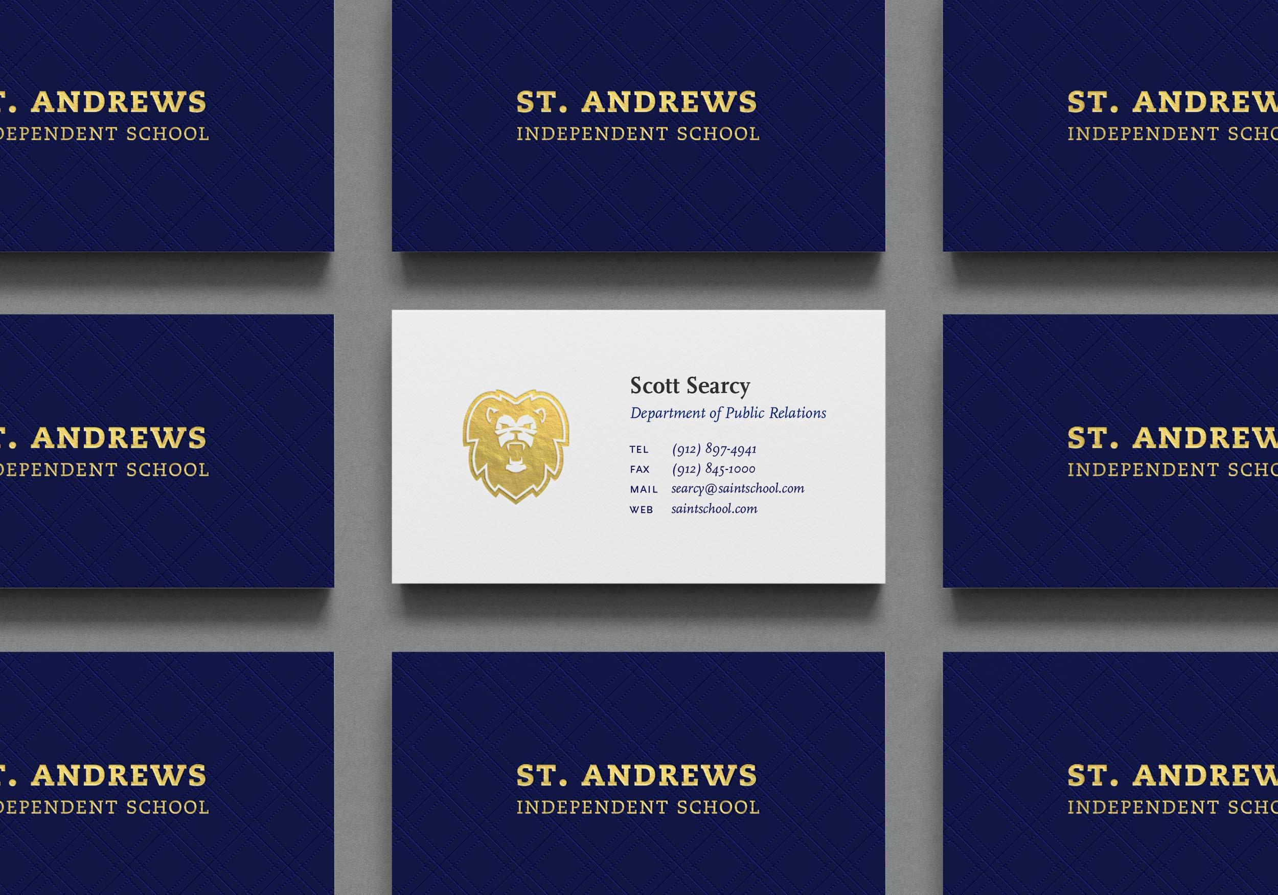 StAndrews_BusinessCards