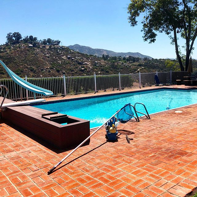 SUMMER SPECIAL! 👇🏼 If you pay your invoice within 24 hours after any install, we will knock off 5% off the total price!  This could mean huge savings for you during this more expensive time of year as a pool owner. More savings = less stress & more time to lounge by your pool! 💆🏽♂️💦 (Filter cleanings are not included)