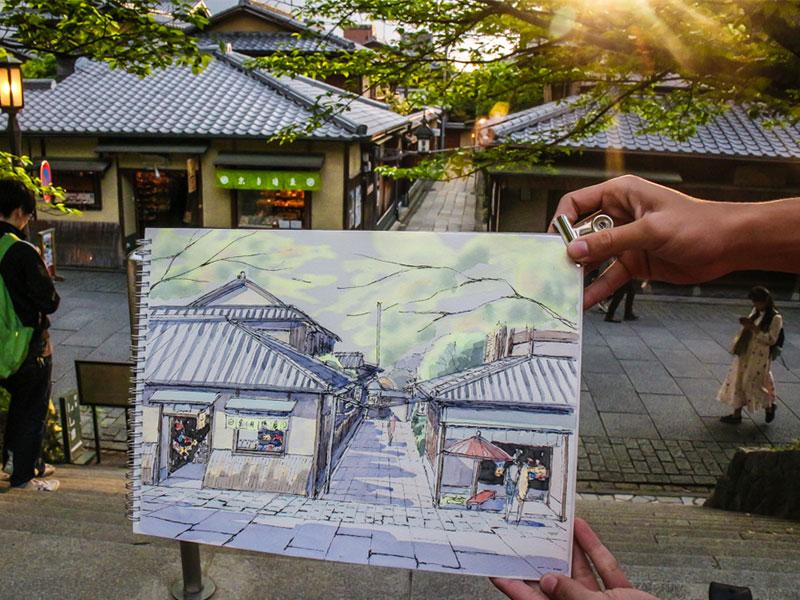 Back In Japan -