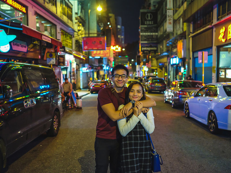 Traveling makes relationships more fun -