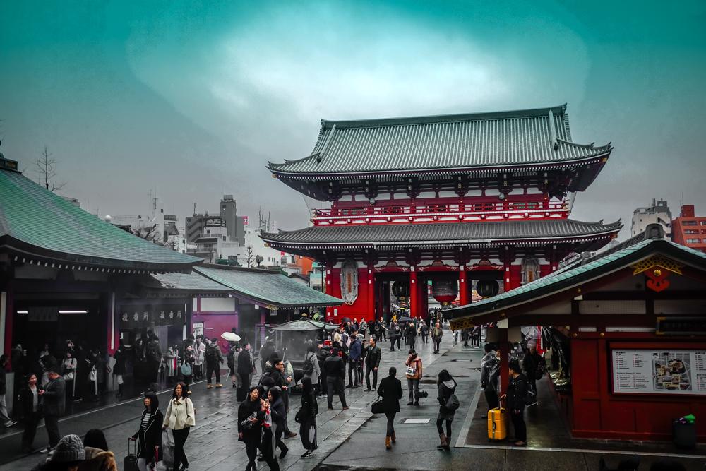 Tokyo III - December 2016