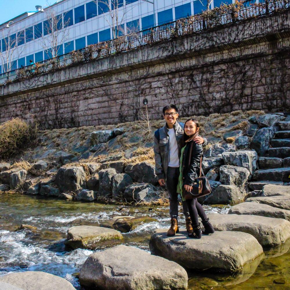 Changgyeochoen Stream