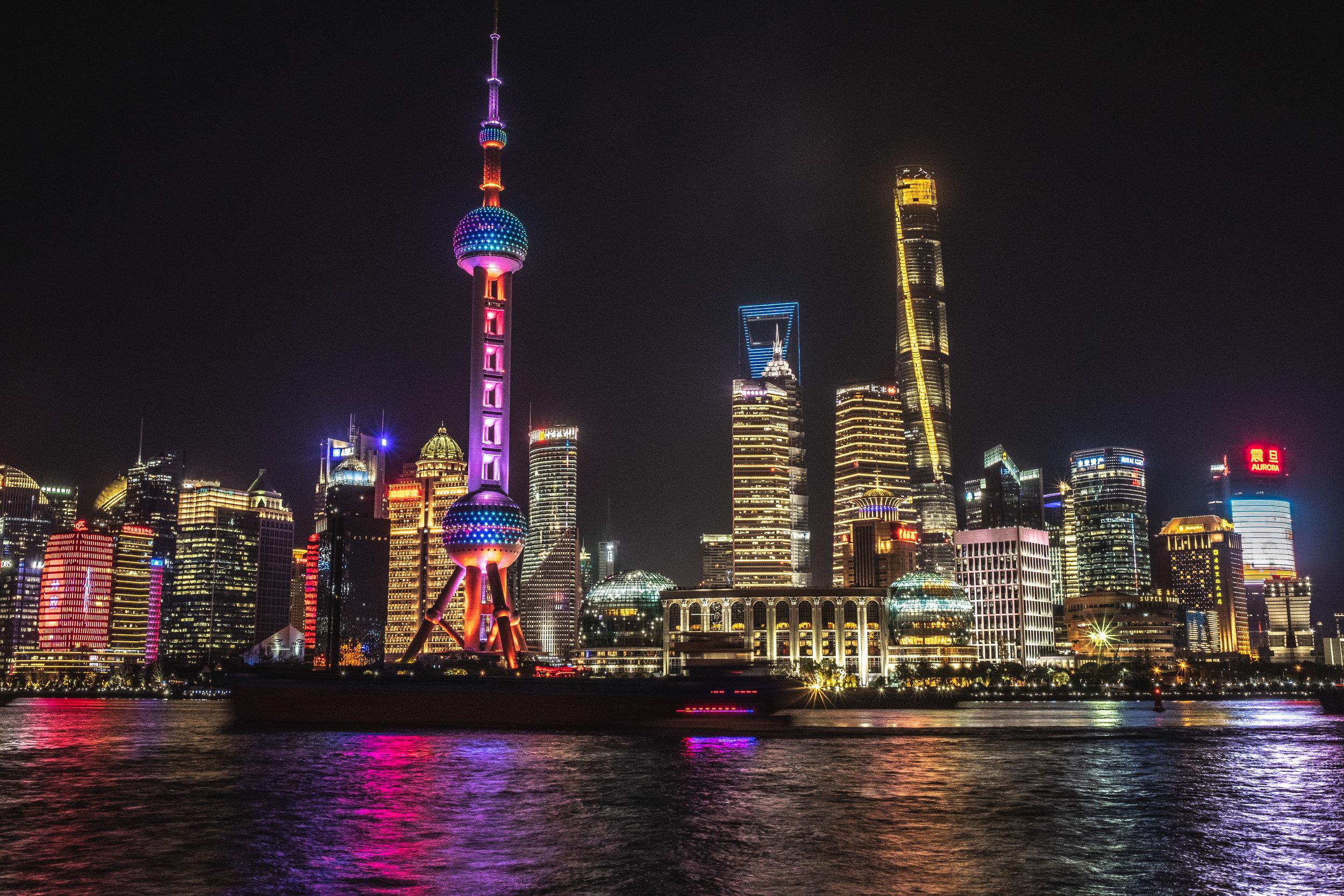 Shanghai - March 2019