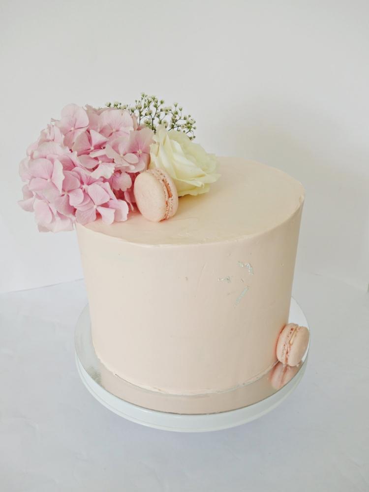 Two Barrel Cake