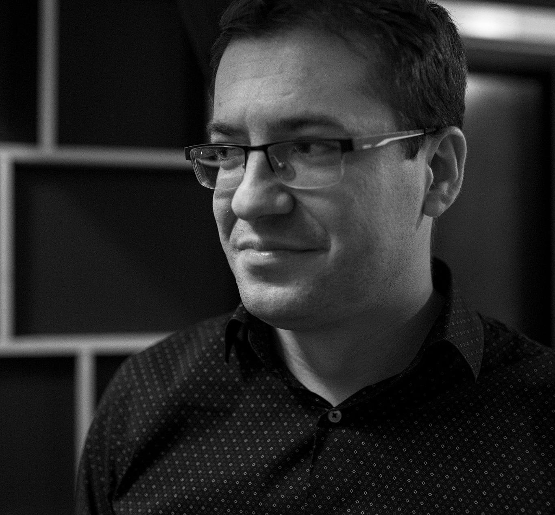 Beniamin Pop, Managing Partner, Brand Design Strategy, Creative Director