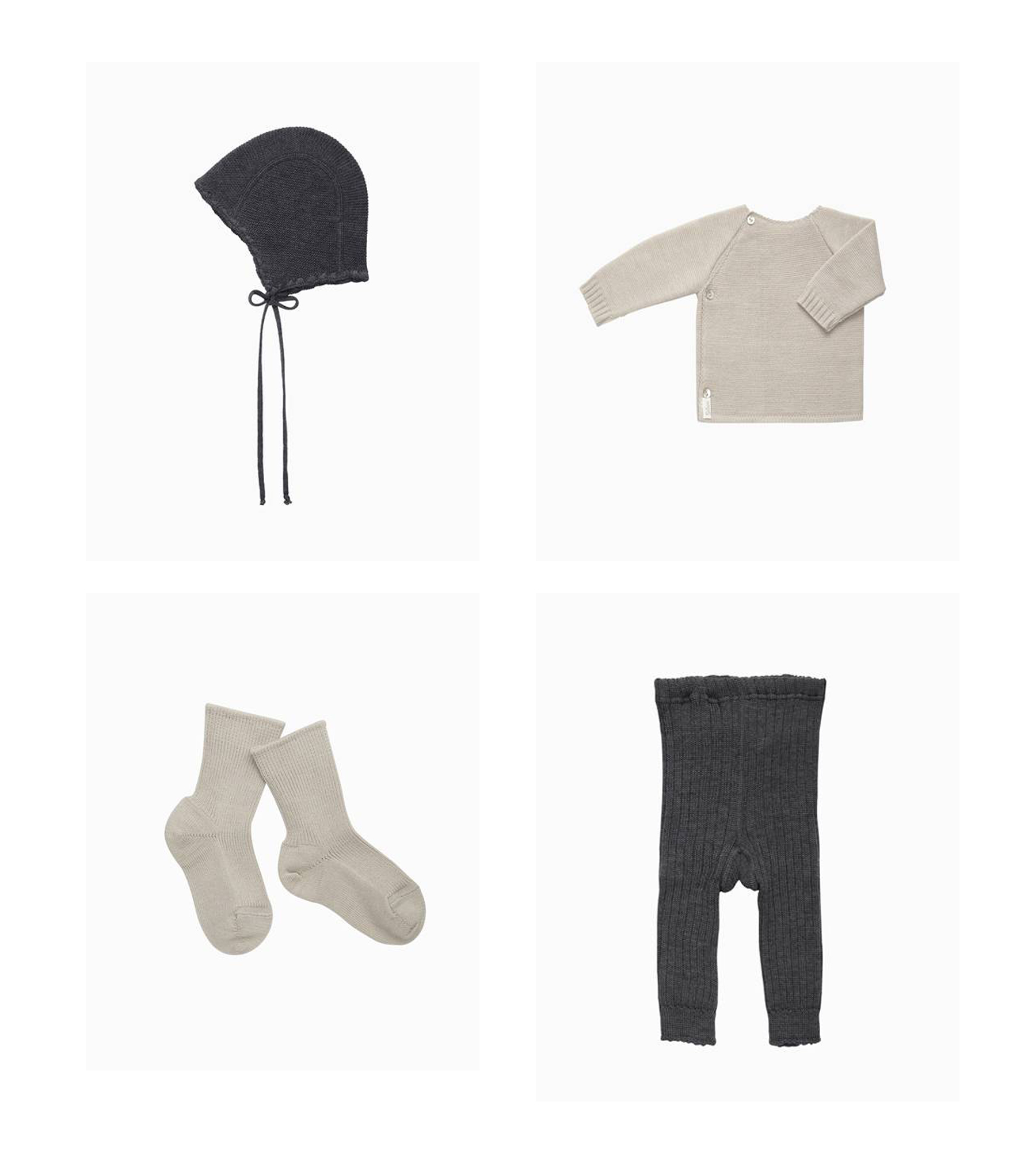 Baby hat// SELANA  Socks// SELANA  Blouse// SELANA  Leggings// SELANA