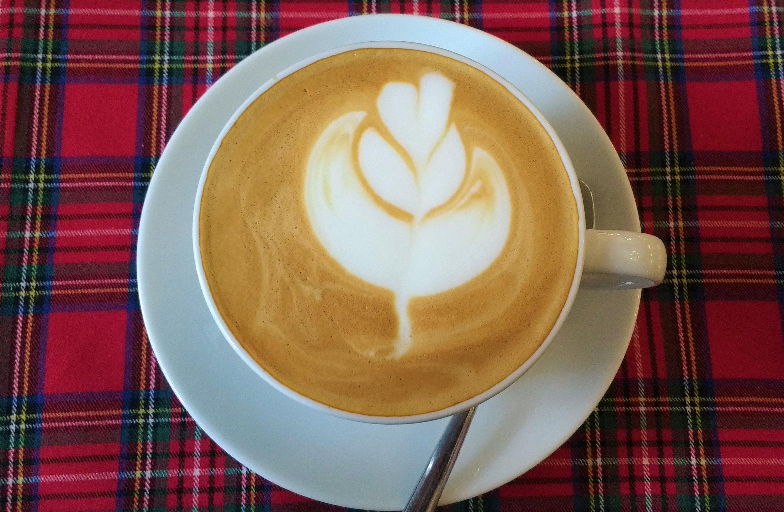 Coffee in Astana